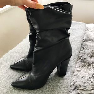 Nasty Gal Slouch Boots